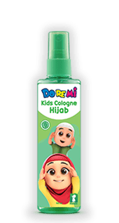 Kids Cologne Hijab