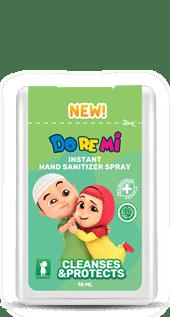 Instant Hand Sanitizer Spray