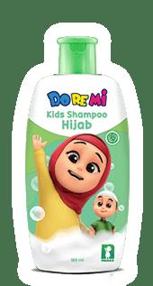 Kids Shampoo Hijab