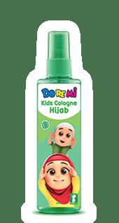 Kids Cologne Hijab