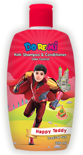 Kids Shampoo & Conditioner