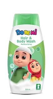 Hair & Body Wash Moisturizing