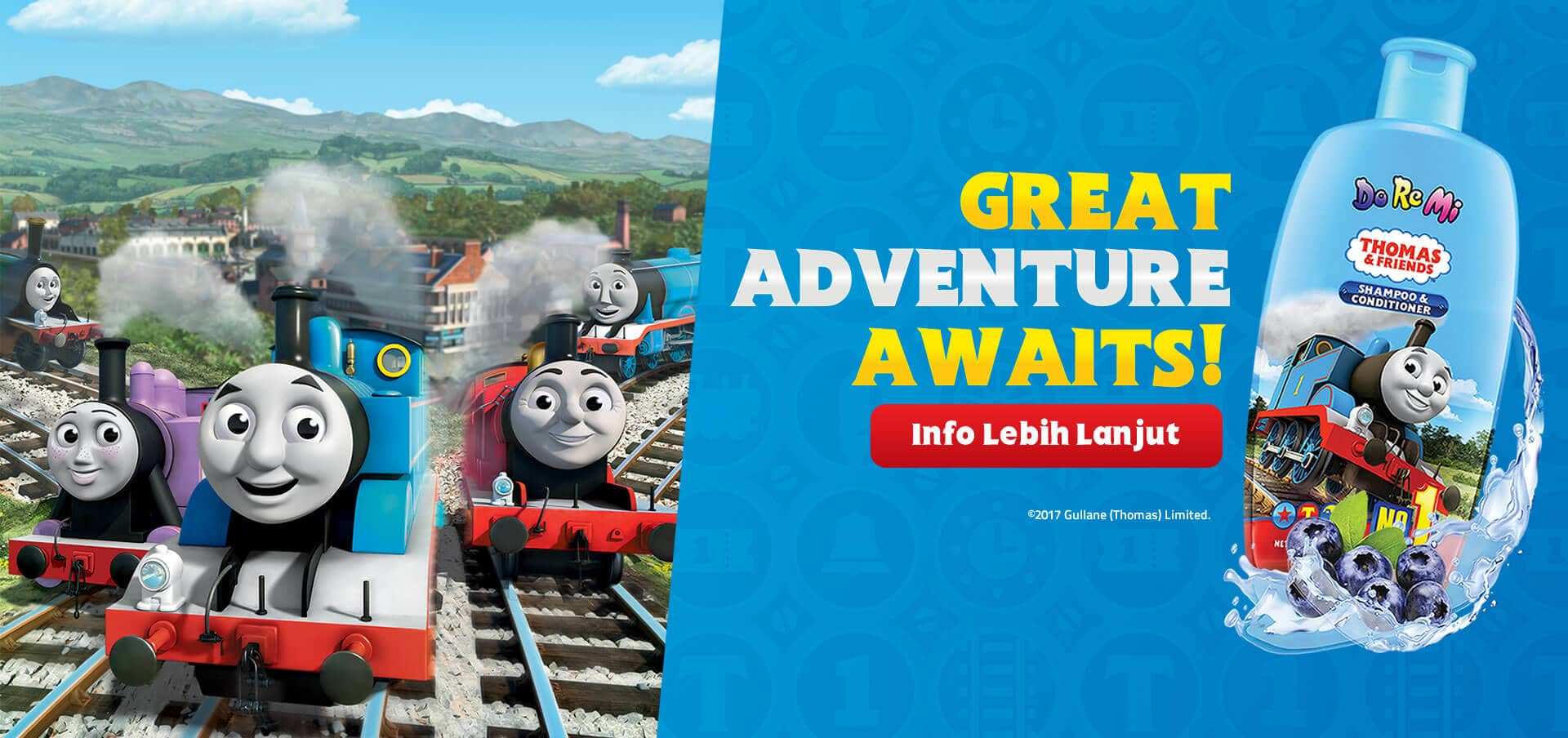 Great Adventure Awaits!